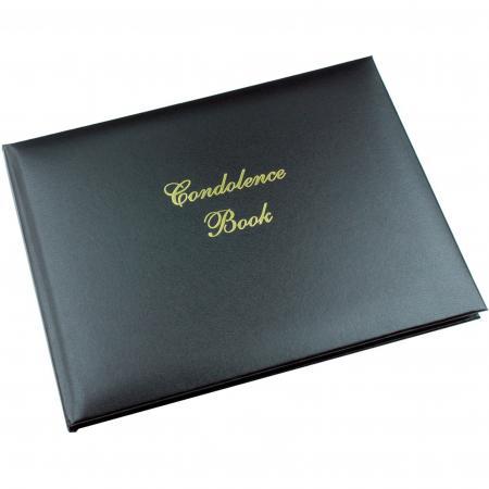 Esposti Funeral Guest Book EL45B-1